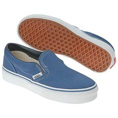 Vans Kids' Classic Slip-On P/G  $32.00 With Free Shipping