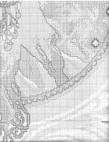 "(3) Gallery.ru / sampo - Album ""Mucha-Brunette"" Cross Stitch, Tapestry, Album, Gallery, Decor, Women, Hanging Tapestry, Punto De Cruz, Tapestries"