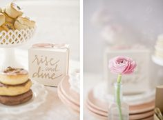 Rise and Dine Brunch Inspiration by Amy Osaba Events via Somewhere Splendid. Images by Harwell Photography.