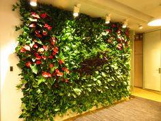 Green Walls @ Sanofi