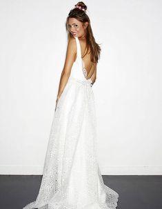 Robe de mariée de princesse romantique