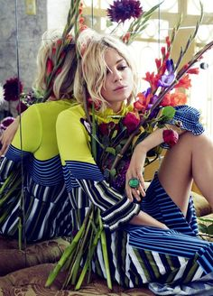 Sienna Miller Starts Over In Txema Yeste Images For Marie Claire US October2015