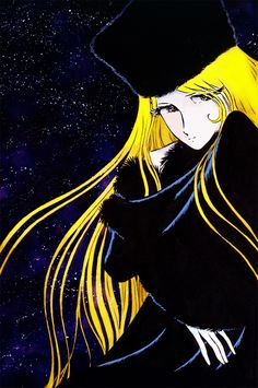 Galaxy Express 999 Maetel