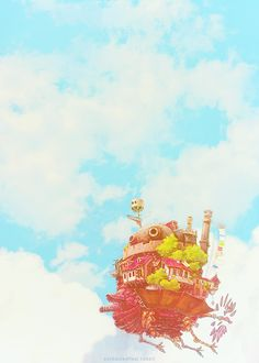 Favourite Movies » Howl's Moving Castle