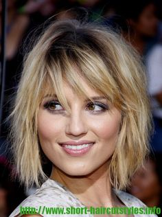 Like this cut... Sammy - can we do this to my hair???