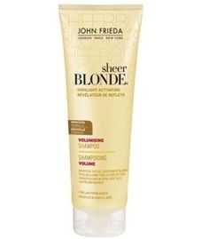 John Frieda Sheer Blonde Highlight Activating Volumising Shampoo 250 ml hakkında bilgiler burada!