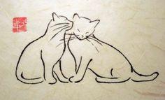 Totally cute cat tattoo ideas for women - VIs-Wed I Love Cats, Crazy Cats, Cute Cat Tattoo, Cat Tattoos, Ankle Tattoos, Arrow Tattoos, Friend Tattoos, Tatoos, Visual Arts Center