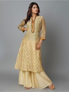 The Loom- An online Shop for Exclusive Handcrafted products comprising of Apparel, Sarees, Jewelry, Footwears & Home decor. Latest Salwar Kameez Designs, Silk Kurti Designs, Half Saree Designs, Kurta Designs Women, Pakistani Bridal Dresses, Pakistani Outfits, Frock Style Kurti, Simple Dresses, Casual Dresses