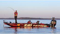 Inside Elite Boats: KVD's Nitro Z21