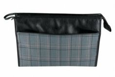 Square Tartan Wash Bag by The Men's Gift Company. $29.07. 2 Year Product Guarantee. An ideal gift for birthdays, anniversaries & other special occasions. Dispatched from UK within 24 hours. Estimated delivery 6-10 working days (USA & Canada).. This large rectangular wash bag has a smart chequered tartan design and is a great gift for men who are always on the go. With loads of space for a gentleman's toiletries, it is secured with a zip and features a convenient loop for han...