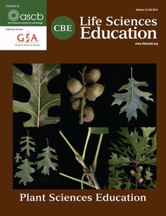CBE Life ScienceEducation - Indexed by EIJASR CBE-Life Sciences Education (CBE-LSE), a free, online quarterly journal, is published by the American Society for Cell Biology (ASCB). The journal was launched in spring 2002 as Cell Biology Education. A Journal of Life Science Education.  For more details : http://www.eijasr.com/indexing-journals/101/CBE-Life-ScienceEducation.html