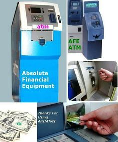 If you are looking for the best automated teller machine or ATM service, Absolute Financial Equipment Inc is the solution for you. This firm provides the best ATM service and is serving us since a long time.