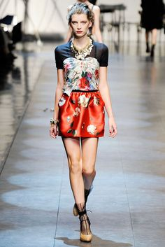 Dolce & Gabbana Spring 2010 Ready-to-Wear - Collection - Gallery - Style.com