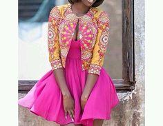 L'africain de Anne imprimer veste par FashAfrique sur Etsy