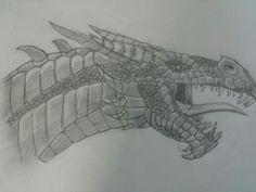 #Dragon #markcrilley