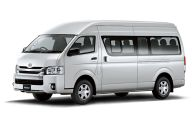 Paket Kredit dan Harga Toyota Hiace di Semarang