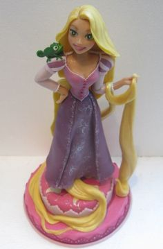 Rapunzel Cake Princess Frozen Disney Cakes Creations