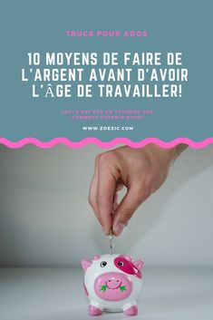 10 suggestions pour