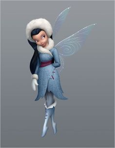Silvermist - Disney Fairies Wiki