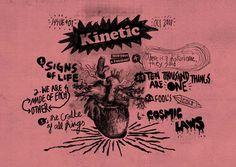 Kinetic flash webdesign
