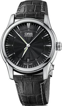 Oris Artelier Date 73376704054LS