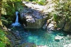Miguel visits Opal Creek - Marinated in Awesomeness Marinated in Awesomeness
