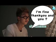 BTS speaking English compilation. This is great. I love it.
