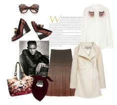 """""""Stormy Tuesday- when the wind blows your skirt all over the place"""" by juliabachmann ❤ liked on Polyvore featuring Mulberry, Dolce&Gabbana, women's clothing, women, female, woman, misses and juniors"""