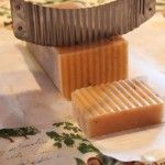 Lavender Goats Milk Soap - Lots of soap recipes on this site!