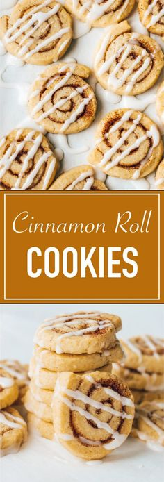 Buttery cinnamon roll sugar cookies that look and taste just like cinnamon rolls! Buttery cinnamon roll sugar cookies that look and taste just like cinnamon rolls! Cinnamon Roll Cookies, Rolled Sugar Cookies, Cinnamon Rolls, Drop Cookies, Cookie Recipes, Dessert Recipes, Desserts, Holiday Cookies, Sweet Recipes