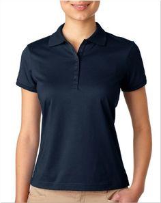 Izod Ladies Pima Cool Polo - Paprika - X-Large Wholesale Blank T Shirts, Polo Shirt Women, Cheap Shirts, Junior Dresses, Sport, My Style, Cotton, Mens Tops, Clothes