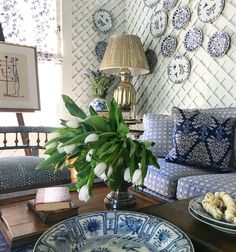 Summer has arrived in Austin and we're staying cool in our newly redecorated Lattice room @jamesshowroom !