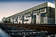 RIP BIG NEKST  | Houston Graffiti Art by I-SEEN-IT RubenS, via Flickr