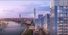 Vinhomes Golden River là quần thể khu đô thị hội tụ 3 yếu tố vô cùng độc đáo,chính là cơ hội lớn để những nhà thiết kế cảnh quan có thể thỏa sức sáng tạo.