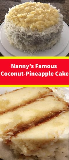 Here is a second variation of the layer cake with a light mascara cream with Caribbean flavors. The basic cake is different from the sponge cake and the almond powder can be replaced by any other nuts …  #Coconut #pineapple #cake Icing Recipes, Cake Recipes, Coconut Pineapple Cake, Best Cake Ever, Basic Cake, Cauliflower Steaks, Glass Baking Dish, Brownie Cake, Hawaii Wedding