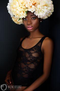 Dark skinned women are beautiful: Photo