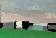 mid century hip  Nicolas   de   Staël  1914-1955   All my life, I had a need to think painting, to paint in order to liberate myself from a...
