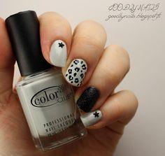 Goodly Nails: Mustaa ja harmaata