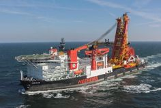 ULSTEIN Designed 'Aegir' Wins KVNR Shipping Award KVNR is the Dutch Association of Ship Owners.