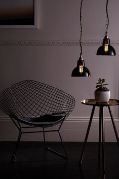 Davey Lighting's iconic School Light form has been repurposed in anthracite, opal and clear glass, giving the classic design a new and fresh dimension. Now available in two sizes, each glass shade is hand blown in our glass factory, and fitted with an att Davey Lighting, London Design Week, Sitting Room Decor, Industrial, Ceiling Rose, Modern Glass, Ceiling Light Fixtures, Modern Lighting, Glass Shades