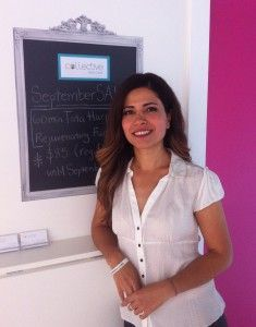 Dr. Mahsa Ahmadi, DTCM, R.Ac., C, SMAC 2 of @Collective Skin Care