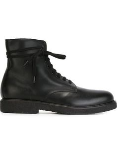 Common Projects lace-up boots