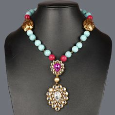 Featuring this beautiful Onyx t Necklace with pendant in our wide range of Necklines. Grab yourself one Now!