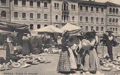 Postal anos 1910 BRAGA - Costumes - PORTUGAL MINHO