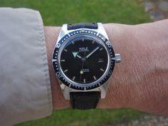 Kiplé montres vintage françaises dans l'ombre des Lip et Yema