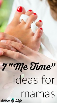 """I do still get a bittersweet feeling when I put my toddler to bed. But at the same time, another part of me that I tucked away for a while says, """"Yesssssssss."""" Here are a couple things I like to do after baby goes to bed, or when someone else can stay with him and I can sneak out the door."""