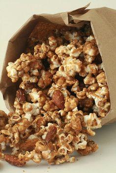 Homemade Cracker Jacks  |  Deliciously Organic