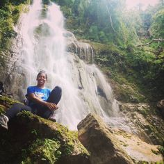 El Chorro waterfall near Tontolo, Honduras (Sep Sep 2016, Honduras, Niagara Falls, Waterfall, Instagram Posts, Nature, Travel, Naturaleza, Viajes