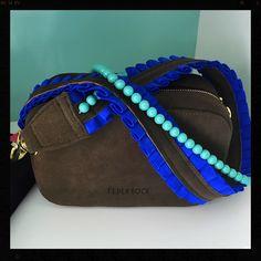 Bags handmade deer leather