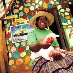 Check out this article from USA TODAY:  The five happiest countries in the Caribbean  http://usat.ly/1J4kaAO